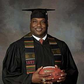 Leon Lett is listed (or ranked) 5 on the list List of Famous Football Offensive tackles