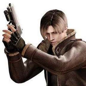 Leon S. Kennedy is listed (or ranked) 16 on the list The Most Hardcore Video Game Heroes of All Time
