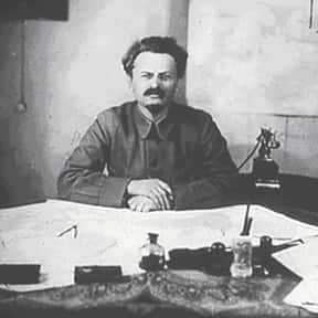 Leon Trotsky is listed (or ranked) 17 on the list List of Famous Editors