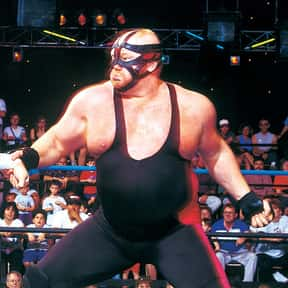 Big Van Vader is listed (or ranked) 21 on the list The Best WCW Wrestlers of All Time