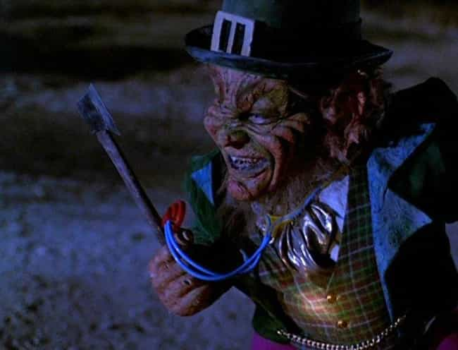 Leprechaun is listed (or ranked) 8 on the list The Best Horror Movies To Watch On Every Holiday