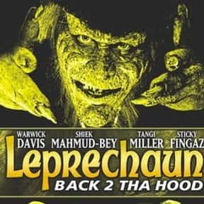Leprechaun: Back 2 tha Hood is listed (or ranked) 19 on the list The Worst Part II Movie Sequels
