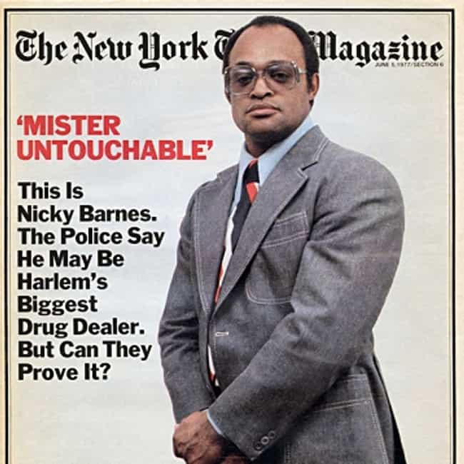 Leroy Barnes is listed (or ranked) 2 on the list Famous People in the Witness Protection Program