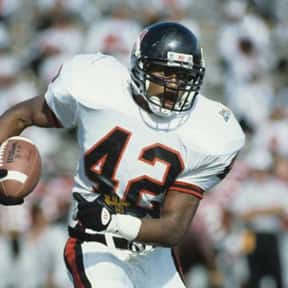 LeShon Johnson is listed (or ranked) 22 on the list The Best College Running Backs of the 1990s