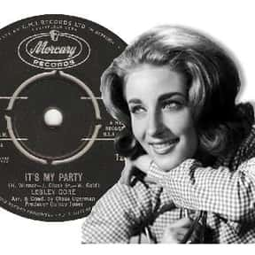 Lesley Gore is listed (or ranked) 21 on the list The Top Pop Artists of the 1960s