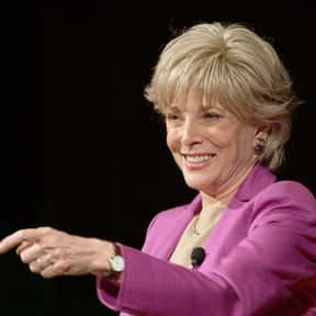 Lesley Stahl is listed (or ranked) 3 on the list The Most Trustworthy Newscasters on TV Today