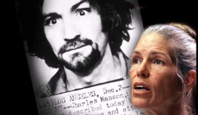 Leslie Van Houten is listed (or ranked) 3 on the list Violent Criminals Who Could Get Out Of Prison In 2018