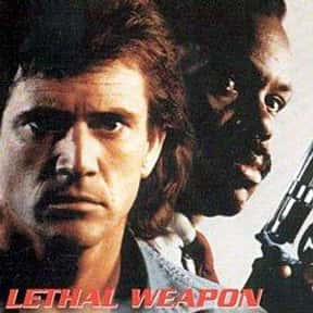Lethal Weapon is listed (or ranked) 14 on the list The Greatest Movies Of The 1980s, Ranked