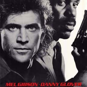 Lethal Weapon is listed (or ranked) 7 on the list The Best Action Movies of the 1980s