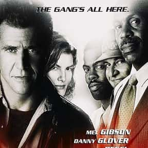 Lethal Weapon 4 is listed (or ranked) 13 on the list The Best Mel Gibson Movies