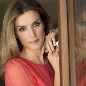 Letizia, Princess of Asturias is listed (or ranked) 19 on the list Famous People From Spain