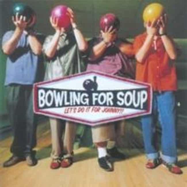 Let's Do It for Johnny! is listed (or ranked) 4 on the list The Best Bowling For Soup Albums of All Time