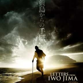 Letters from Iwo Jima is listed (or ranked) 19 on the list The Greatest World War II Movies of All Time