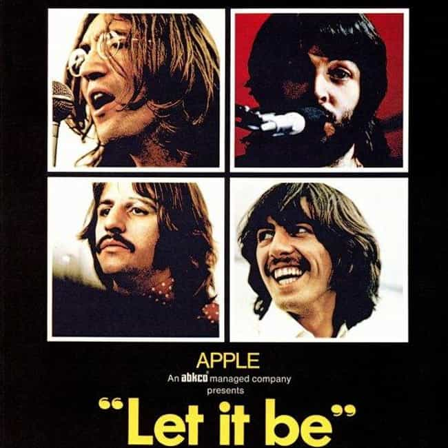 Let It Be is listed (or ranked) 4 on the list Movies You Really Wish You Could Watch On DVD Or Streaming (But Can't)