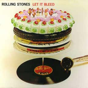 Let It Bleed is listed (or ranked) 5 on the list The Greatest Albums of All-Time