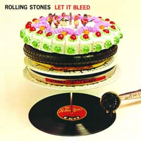 """Let It Bleed"" - The Rolling S is listed (or ranked) 7 on the list The 50 Greatest Albums Released Between 1960 - 1969"