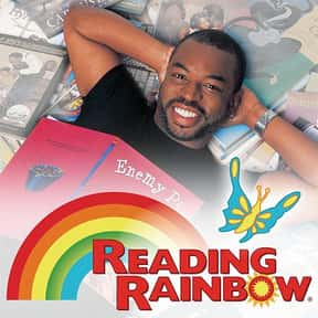 LeVar Burton is listed (or ranked) 11 on the list Celebrities You Would Want To Get High With