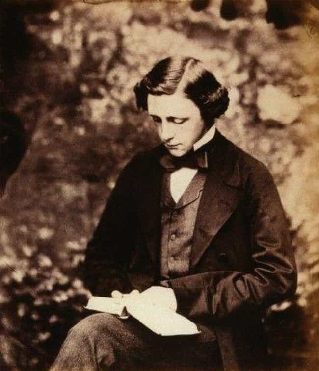 Lewis Carroll is listed (or ranked) 2 on the list 13 Great People Who Were Also Perverts