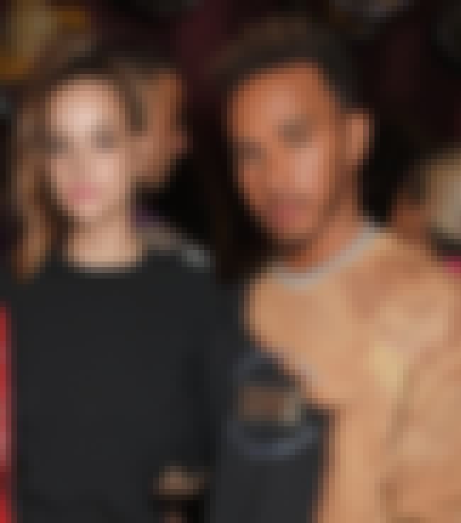 Lewis Hamilton is listed (or ranked) 3 on the list Barbara Palvin Loves and Hookups