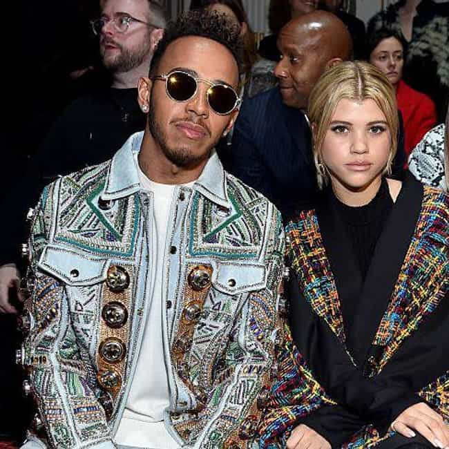 Lewis Hamilton is listed (or ranked) 2 on the list Sofia Richie Loves and Hookups
