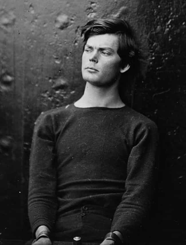 Lewis Powell is listed (or ranked) 4 on the list Famous People From History You Had No Idea Were Foxy