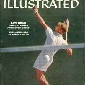 Lew Hoad is listed (or ranked) 3 on the list The Best Men's Tennis Players of the 1950s