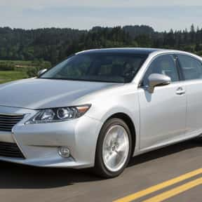 Lexus ES is listed (or ranked) 6 on the list The Longest Lasting Cars That Go the Distance