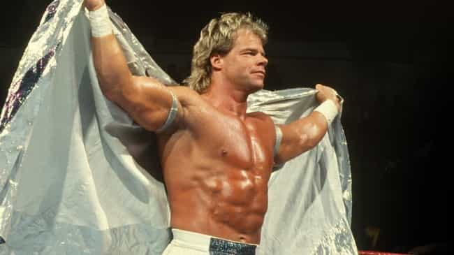 Lex Luger is listed (or ranked) 3 on the list The Real Names of 53 Wrestlers