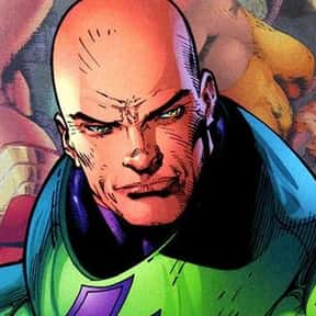Lex Luthor is listed (or ranked) 3 on the list The Greatest Villains In DC Comics, Ranked