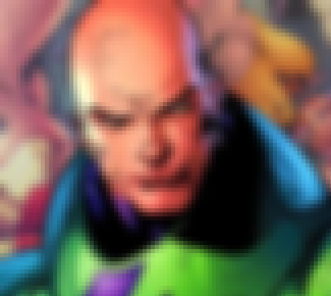 Lex Luthor is listed (or ranked) 3 on the list 12 Comic Book Characters You Just Can't Feel Sorry For