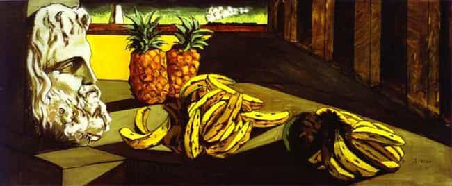 Le Rêve Transform&... is listed (or ranked) 4 on the list Famous Giorgio de Chirico Paintings