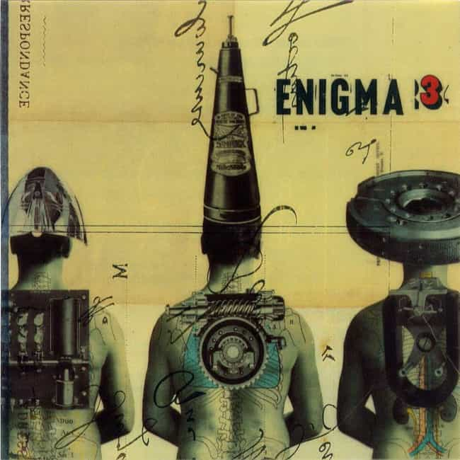 Le Roi est mort, vive le... is listed (or ranked) 2 on the list The Best Enigma Albums of All Time