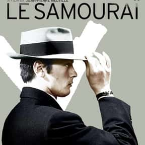 Le Samouraï is listed (or ranked) 1 on the list The Best French Movies That Are Absolute Masterpieces