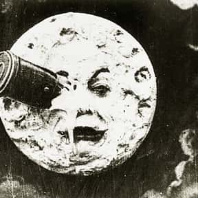 A Trip to the Moon is listed (or ranked) 2 on the list The Best Movies With Moon in the Title
