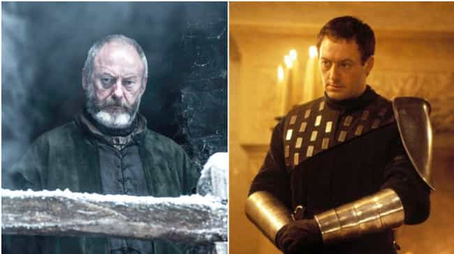 Liam Cunningham is listed (or ranked) 8 on the list A Look Back on Game of Thrones Actors in '90s Movies