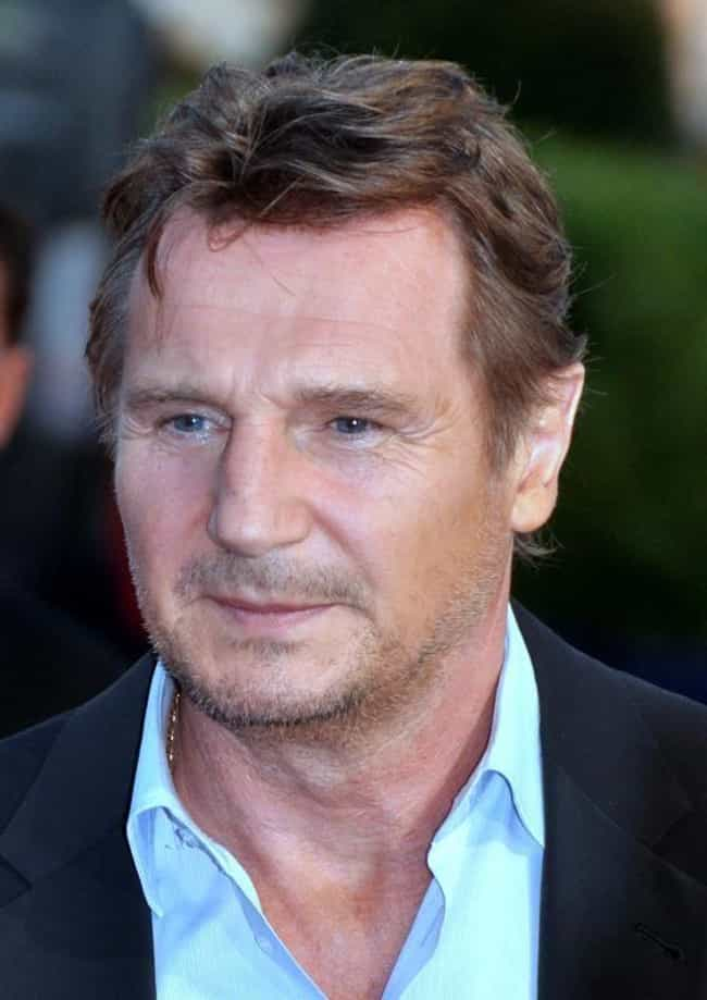 Liam Neeson is listed (or ranked) 1 on the list Famous Actors Who Were Almost James Bond
