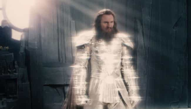 Liam Neeson is listed (or ranked) 2 on the list The 7 Best Film Portrayals Of Zeus
