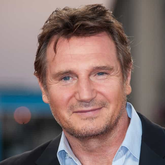 Liam Neeson is listed (or ranked) 1 on the list Members of the Redgrave Family