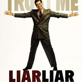 Liar Liar is listed (or ranked) 3 on the list The Best PG-13 Comedies of All Time