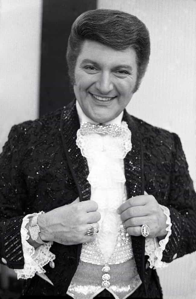 Liberace is listed (or ranked) 2 on the list Famous Taurus Celebrities