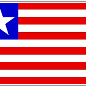 Liberia is listed (or ranked) 8 on the list The Most Controversial Countries In the World