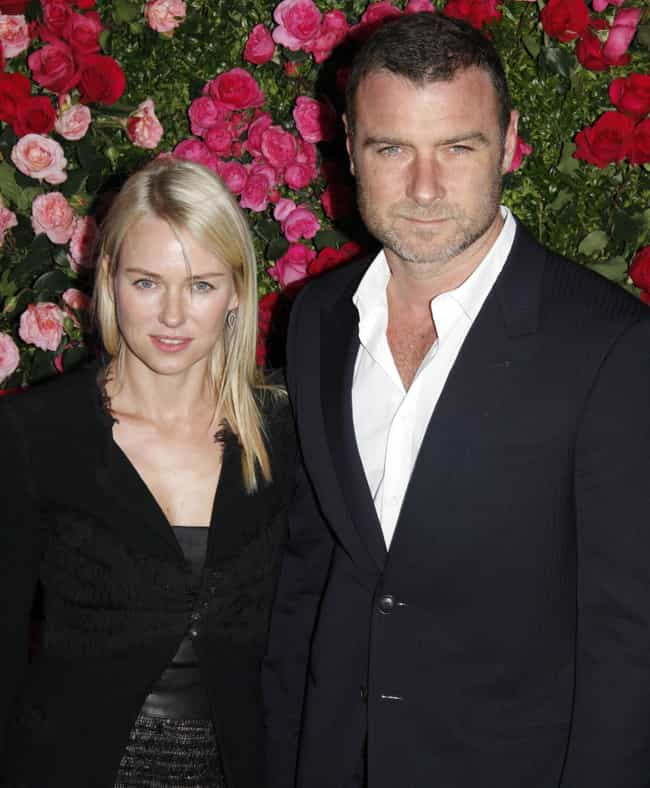 Liev Schreiber is listed (or ranked) 2 on the list The Star-Studded Dating History Of Naomi Watts