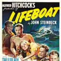 Lifeboat is listed (or ranked) 20 on the list The Greatest Lost at Sea Movies Ever Made