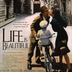 Life Is Beautiful is listed (or ranked) 24 on the list The Most Utterly Depressing Movies Ever Made