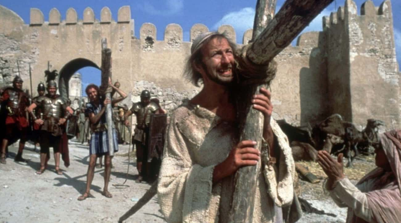 Monty Python's Life of Brian is listed (or ranked) 4 on the list 11 Historical Comedies That Got Surprisingly Close To The Truth