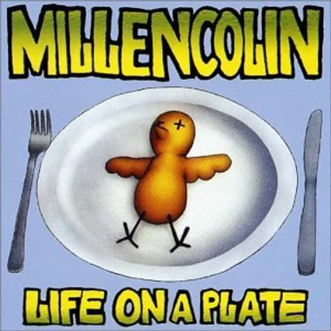 Life on a Plate is listed (or ranked) 2 on the list The Best Millencolin Albums of All Time