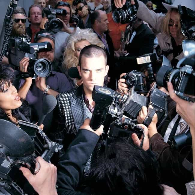 Life Thru a Lens is listed (or ranked) 4 on the list The Best Robbie Williams Albums of All-Time