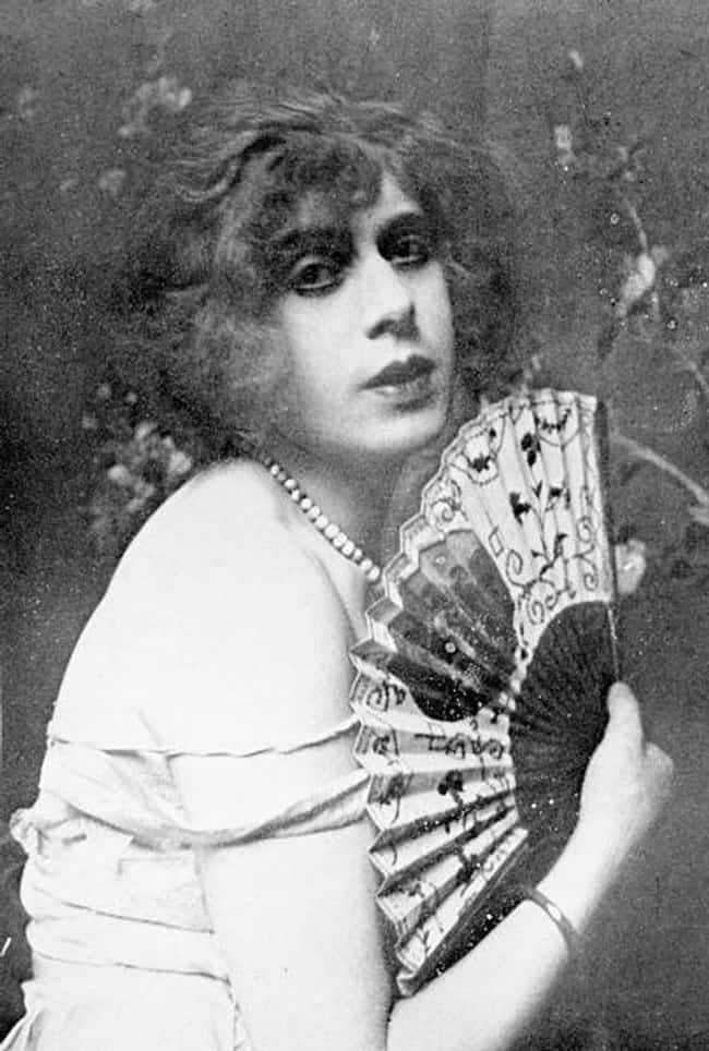 Lili Elbe is listed (or ranked) 6 on the list 24 Transgender Historical Figures