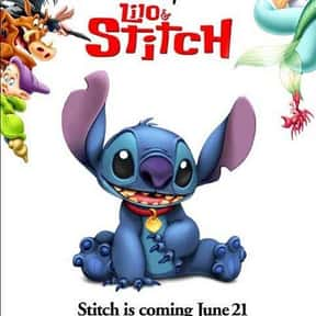 Lilo & Stitch is listed (or ranked) 13 on the list The Best Disney Animated Movies of All Time