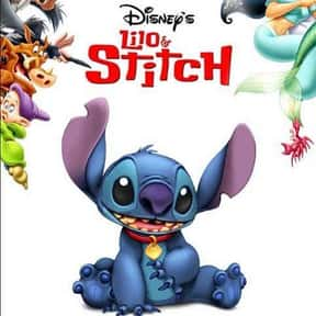 Lilo & Stitch is listed (or ranked) 20 on the list Animated Movies That Make You Cry the Most